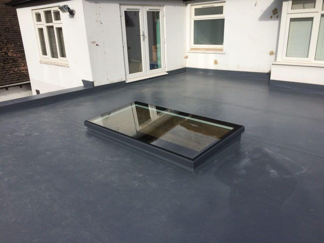 Fatra flat roof